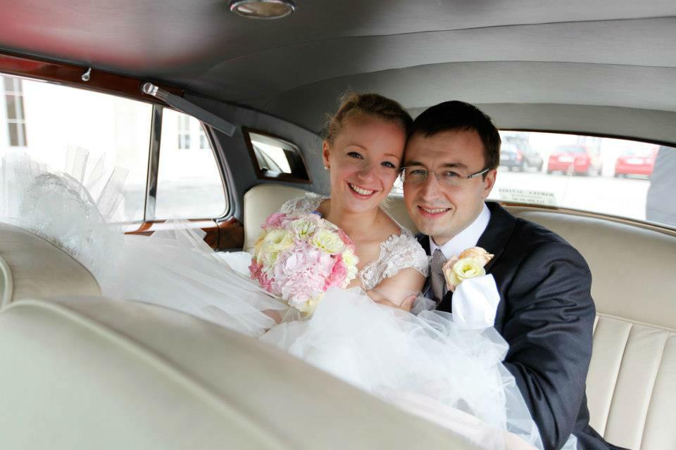 Beispiel: Brautpaar, Foto: Avorio Hochzeitsorganisation.