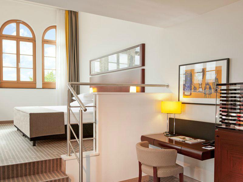 Beispiel: Junior Suite, Foto: Dorint am Goethepark Weimar