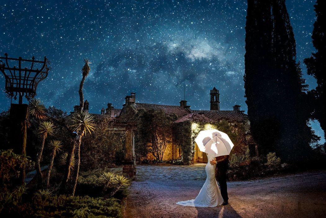 La noche mágica en la Baronia.
