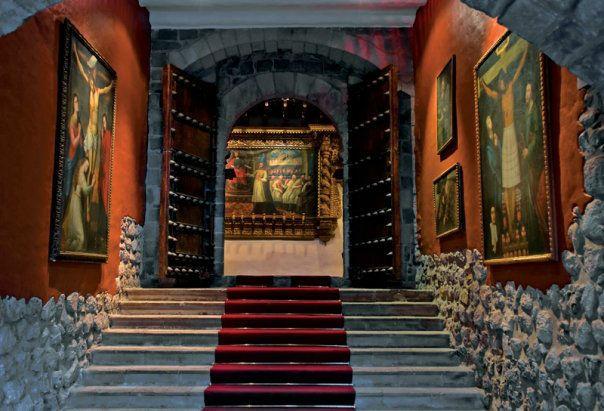 Hotel Monasterio