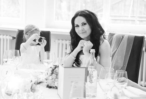 Beispiel: Ihre professionelle Hochzeitsfotografin, Foto: Johanna Krämer Fotografie.