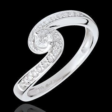 Beispiel: Ring mit Stein, Foto: Edenly.