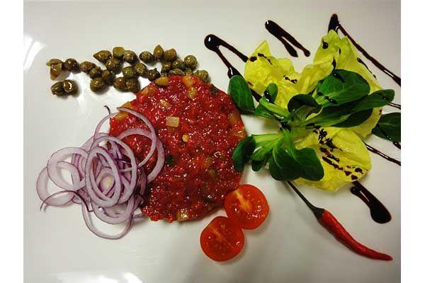 Beispiel: Kulinarisches, Foto: Restaurant Schäfli.