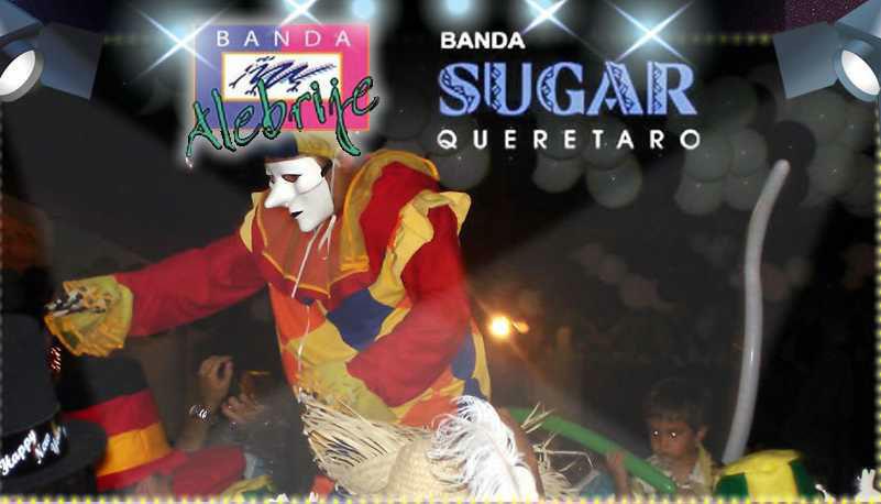 Banda Sugar Alebrije