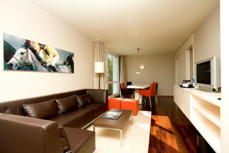 Beispiel: Suite, Foto: Atlantic Hotel Galopprennbahn.