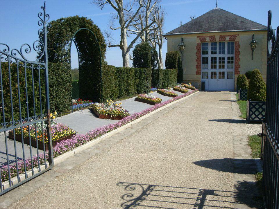 L'Orangerie du Château de Grosbois