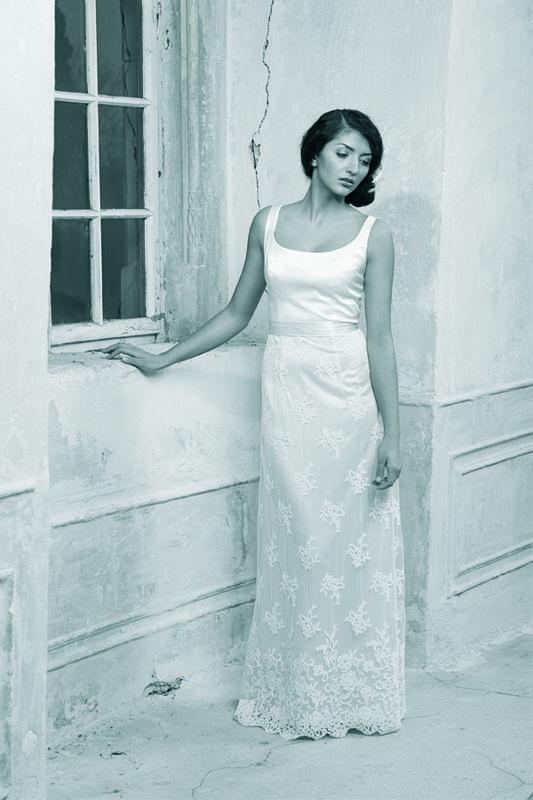Beispiel: Traumhafte Mode für Bräute, Foto: cees.fashion.