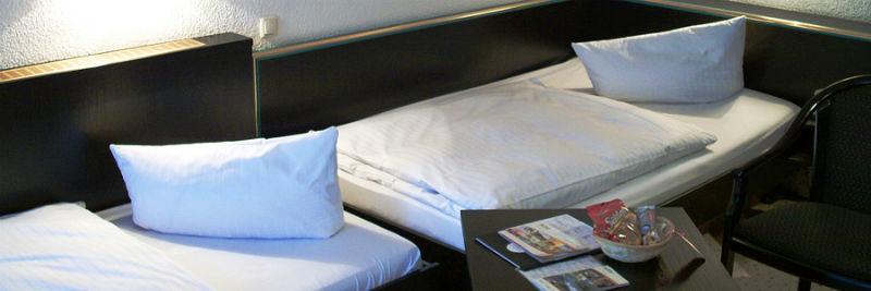 Beispiel: Zimmer, Foto: AKZENT Hotel Assambador.