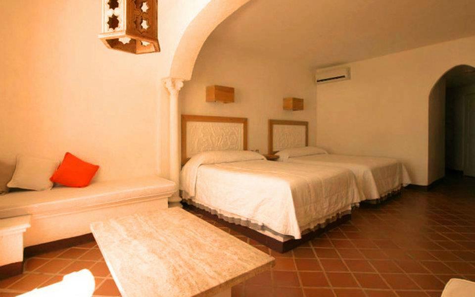 Hotel Aldea del Bazar en Oaxaca