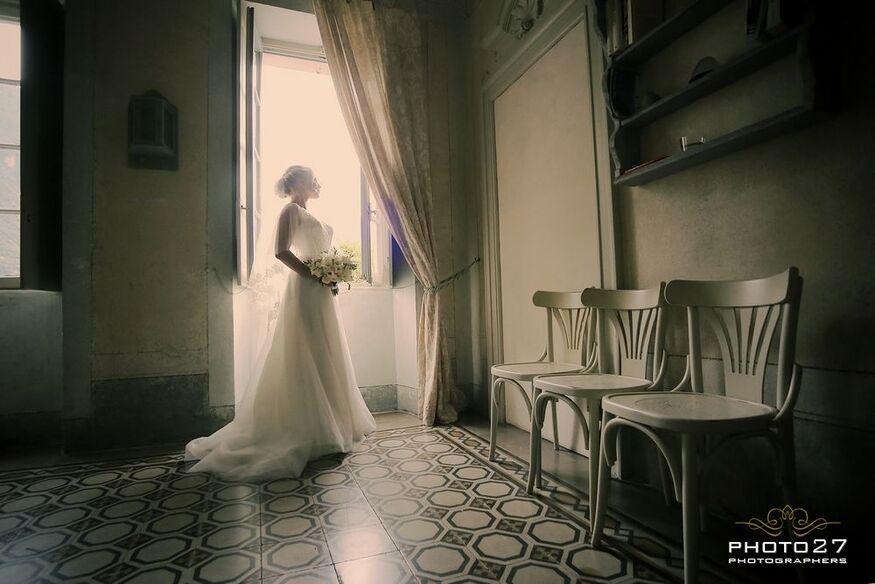 Matrimonio a Villa Regina Teodolinda
