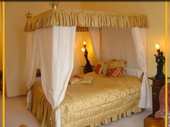 Beispiel: Hochzeitssuite, Foto: Schloss Weiterdingen.