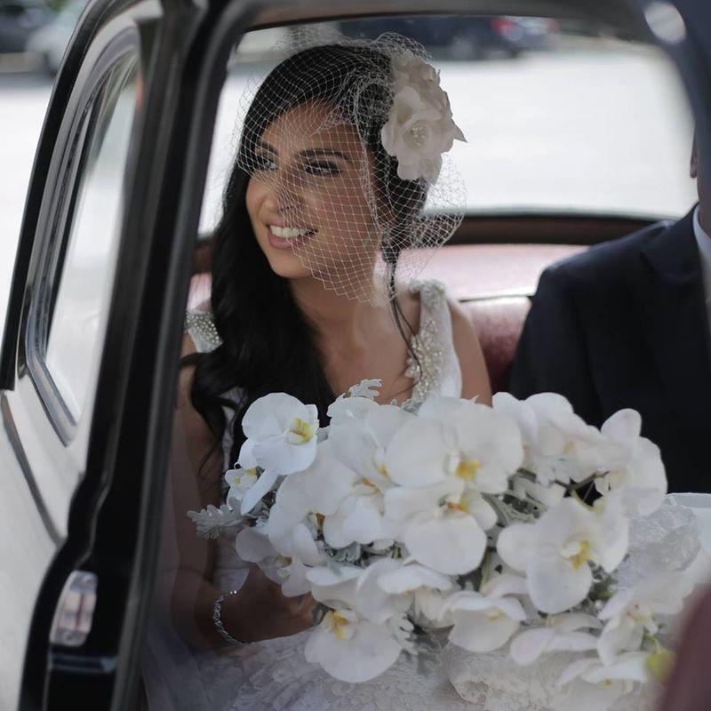 Noiva - photo by Reticências Produções