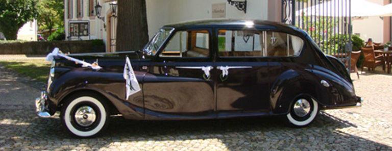 Beispiel: Vanden Plas Princess, Foto: Roadster Reise Träume.