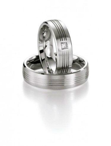 Beispiel: Verschiedene Materialien zur Auswahl, Foto: Juweliere Ellert.