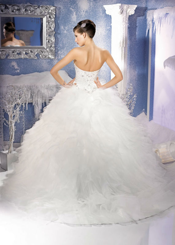 Robe de mariée Kelly Star par votre boutique Confidence Mariage