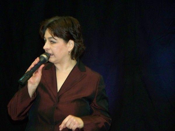 Beispiel: Auftritt, Foto: Annina Joly.