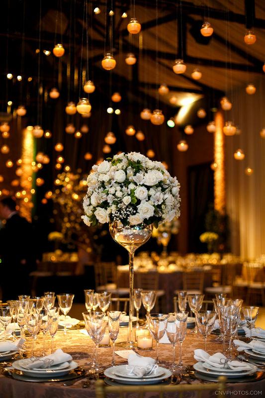 Decoração Arte em flor® - Central Hall