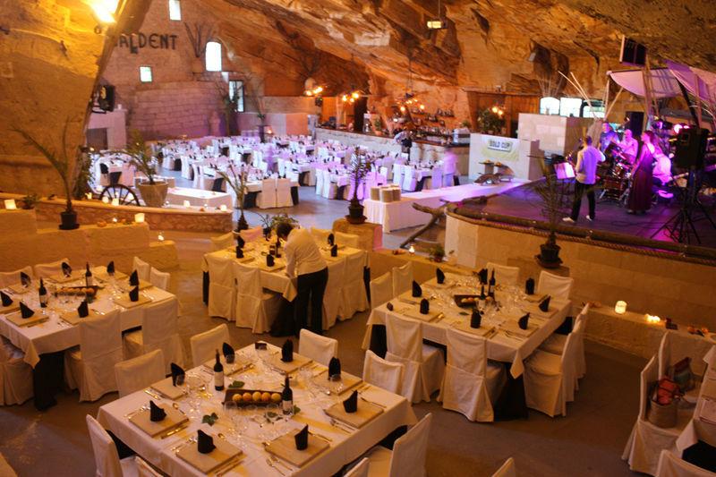 Restaurante Galdent.