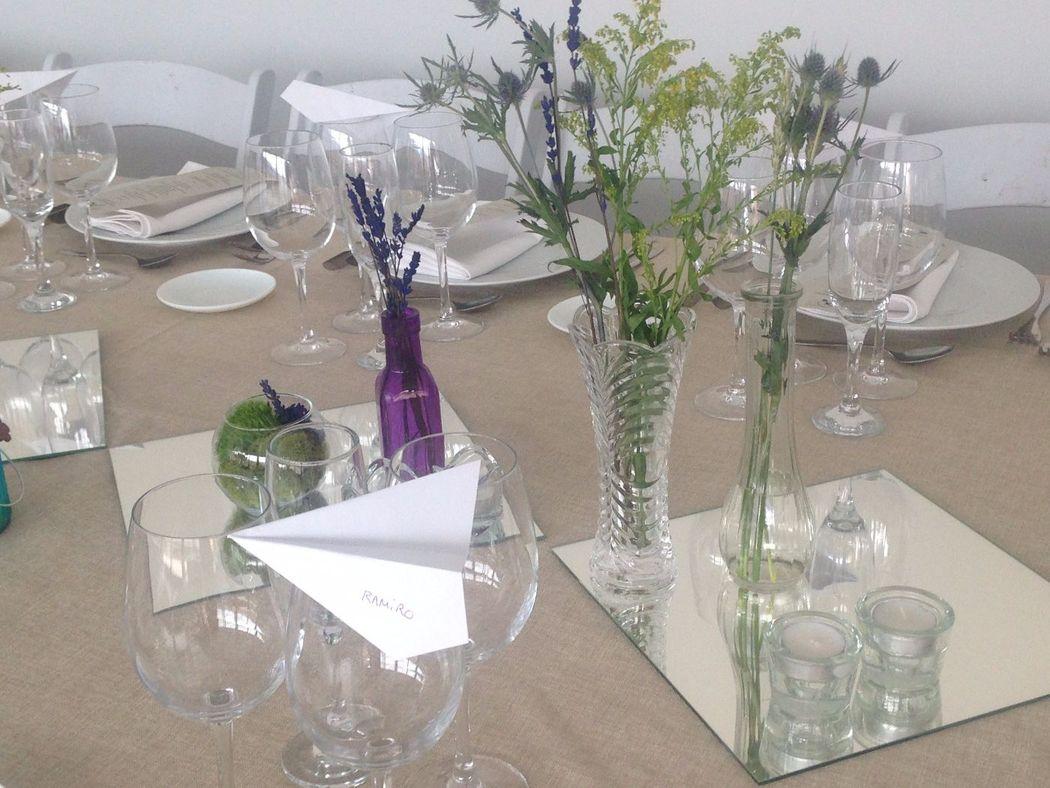 Mesa de banquete