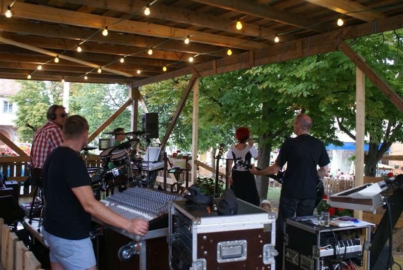Beispiel: Band, Foto: Sound of Joy.