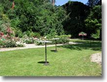 Beispiel: Garten, Foto: Schloss Ratzenhofen.