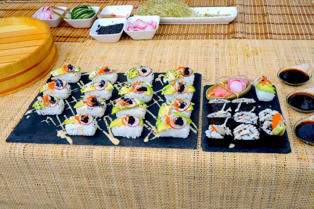 Gastronomia: Sushi Creativo