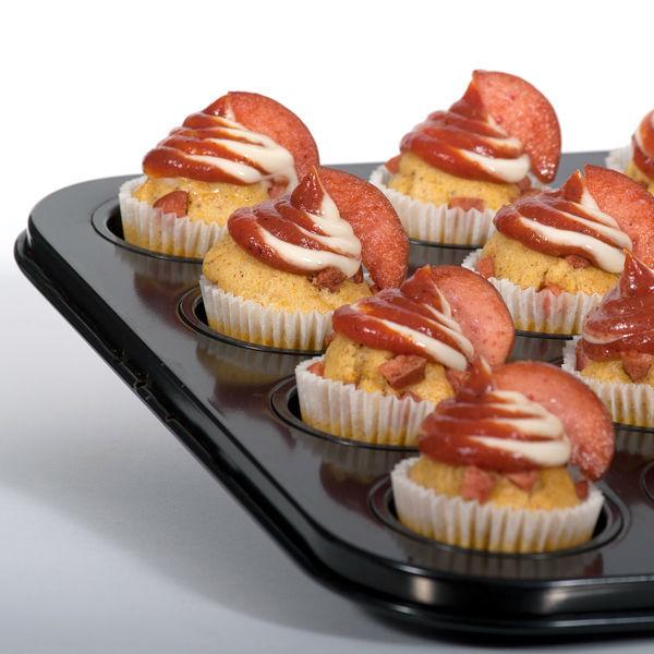 Beispiel: Curry-Tiger Cupcake, Foto: tigertörtchen Café.
