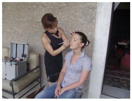 Gina i Parrucchieri