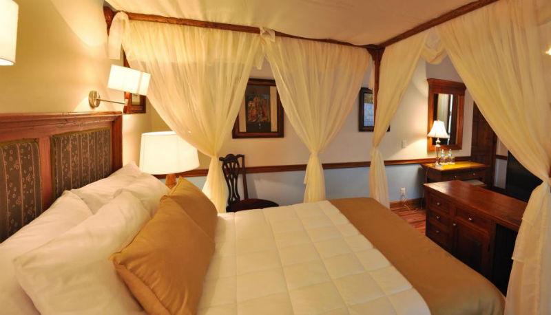 Hotel para banquetes de boda y luna de miel en Pátzcuaro - Foto Hotel Boutique Casa Leal