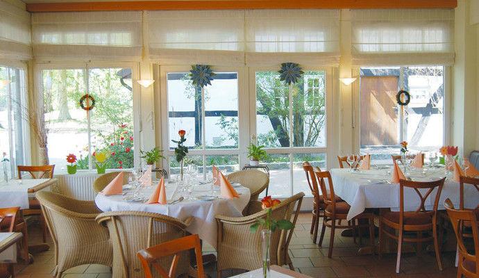 Beispiel: Restaurant, Foto: DreiMädelHaus.