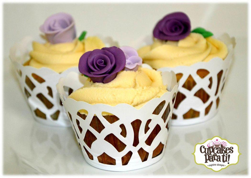 Cupcakes para ti! Recuerdos para Boda