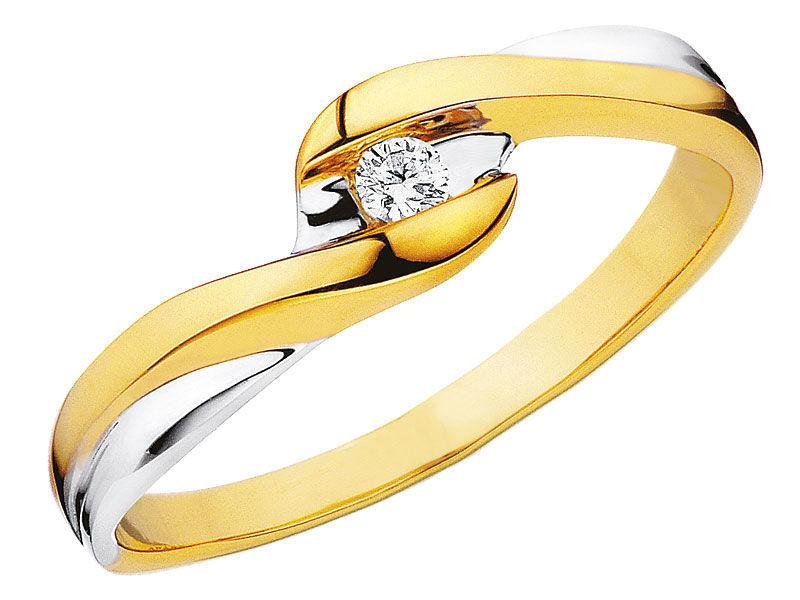Pierścionek zaręczynowy Apart