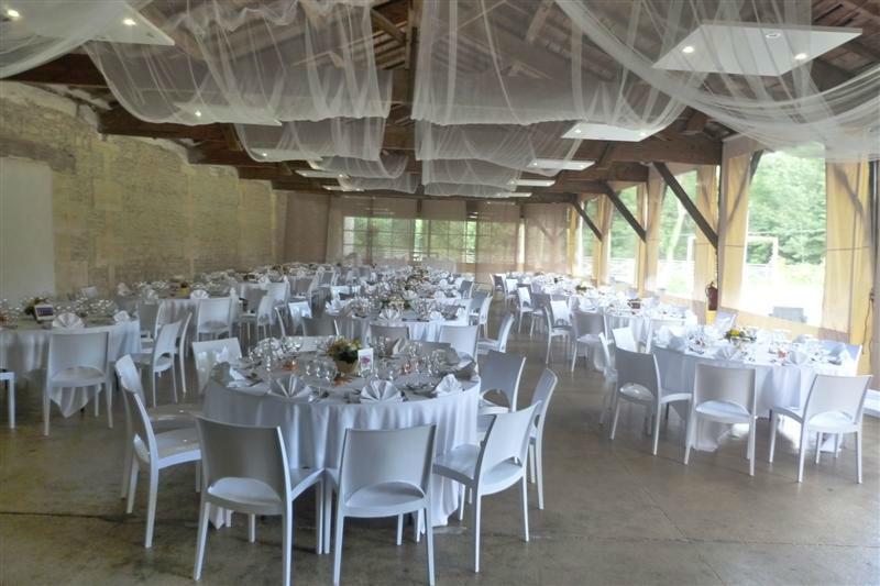 Location de salles à Cognac pour l'organisation de mariage