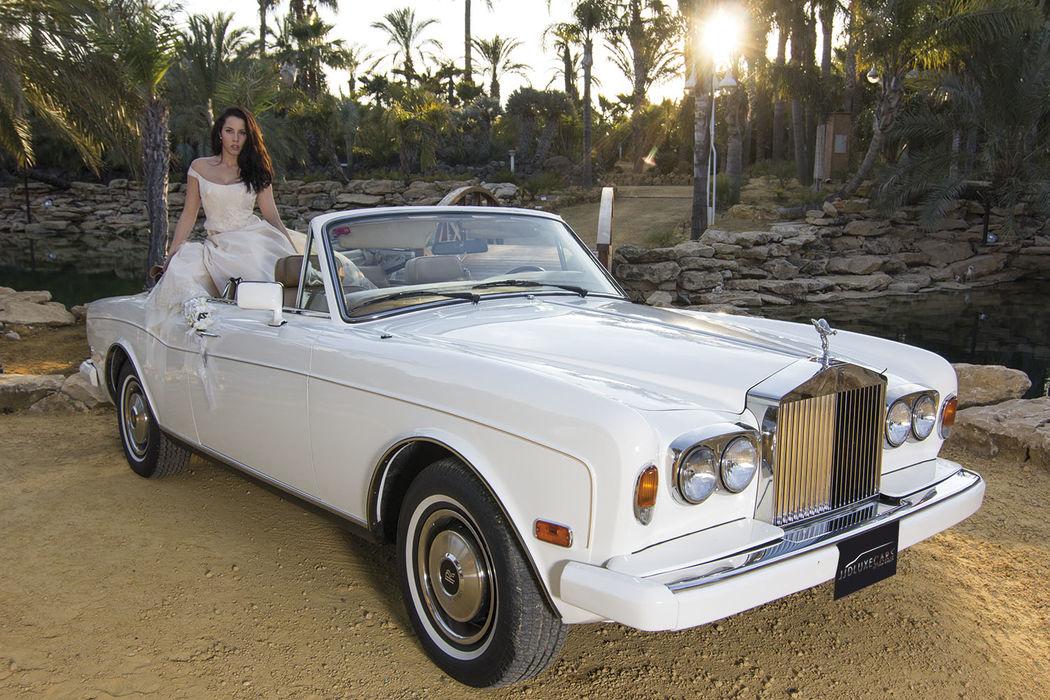 EX001 1985 Rolls Royce Corniche