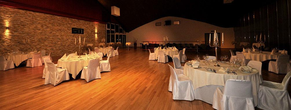 Beispiel: Ihre Hochzeitsfeier im Hotel, Foto: Parkhotel Langenthal.
