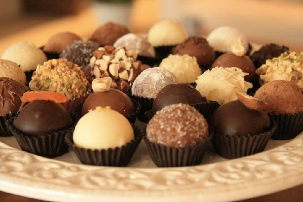 Sucrier Sucré Et Chocolat