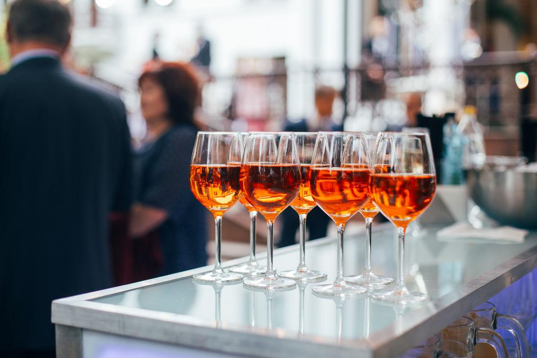 Celebraciones y recepción de invitados