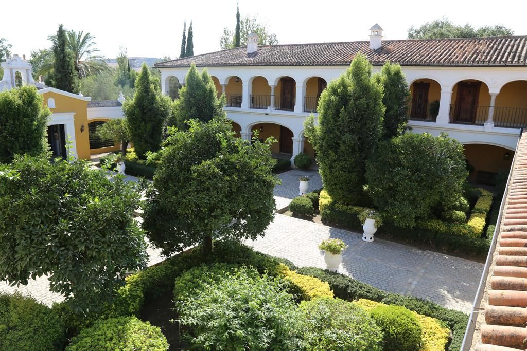 Hotel Monasterio de San Martín