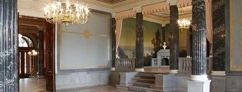 Beispiel: Räumlichkeiten, Foto: Schloss Albrechtsberg.