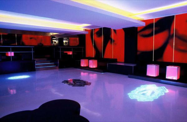 Beispiel: Tanzfläche, Foto: A-Lounge Berlin.