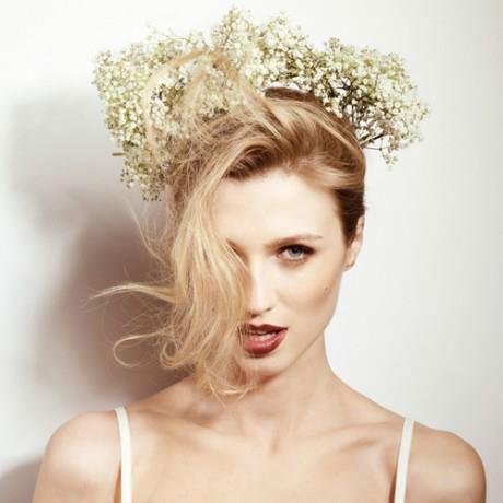 Beispiel: Schönheit für die Braut, Foto: JACKS Beauty Department.
