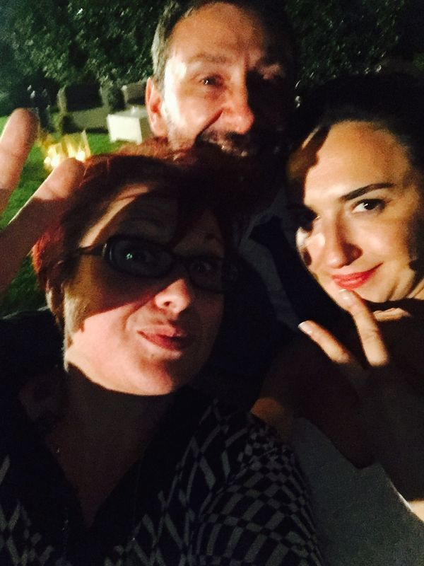 Selfie  con sposi