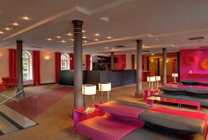 Beispiel: Eingangshalle, Foto: Nestor Hotels.