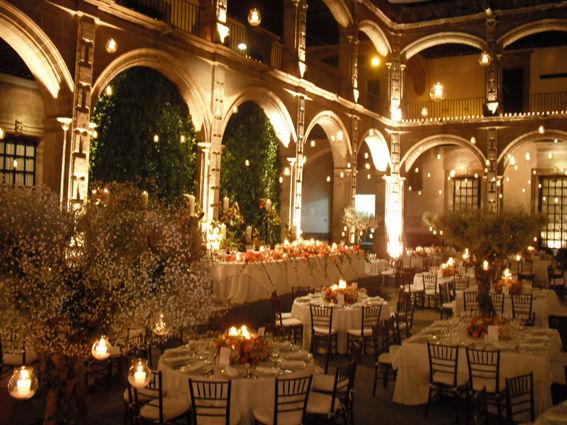 Banquetes de boda Ituarte en DF