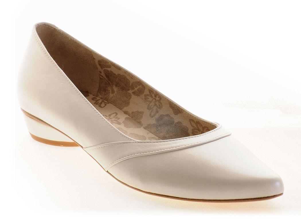 Zapato de novia enepe Eva