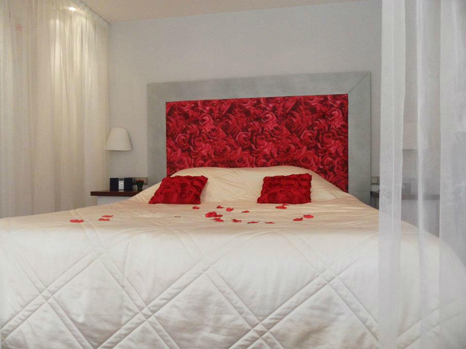 Red Roses bruidssuite