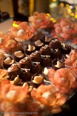 Chez Bonbon Chocolate Gourmet. Foto: Wagner e Vanessa