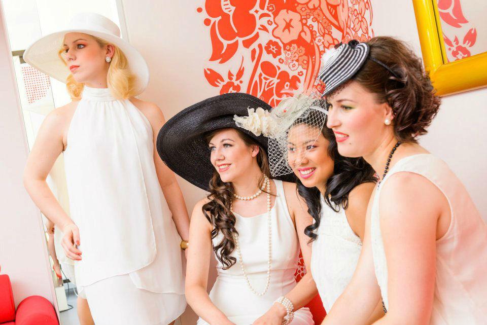 Beispiel: Ihr Beauty-Programm zur Hochzeit, Foto: Wax in the City Stuttgart.