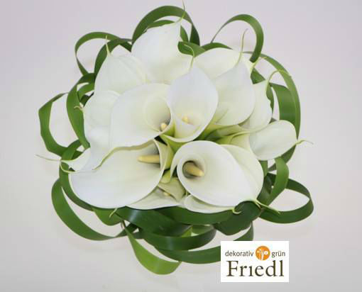 Beispiel: Kreative Ideen für Ihren Brautstrauß, Foto: Friedl dekorativ & grün.