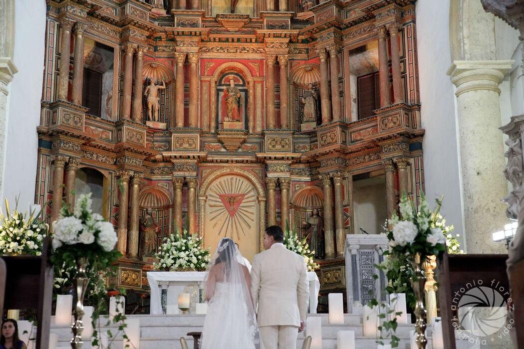 bodas católicas reservamos la iglesia